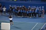 Tennisturnier Abu Dhabi
