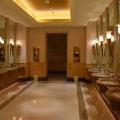 Toiletten im Emirates Palace Abu Dhabi