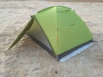 Zelten in der Wüste