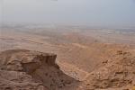 Tal vor dem Jebel Hafeet Al Ain