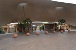 Al Ain Zoo Haupteingang