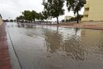 Überschwemmungen in den VAE