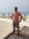 Chris Mayer Sadiyaat Beach