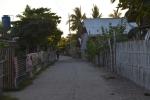 Straße auf den Philippinen