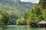 Fluss auf Bohol