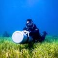 Sidemount Diver Christian Mayer