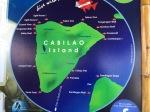 Cabilao Island Karte