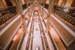 Flur im Emirates Palace Abu Dhabi
