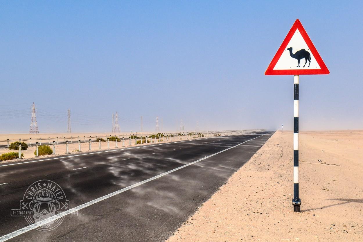 emiratische Autobahn