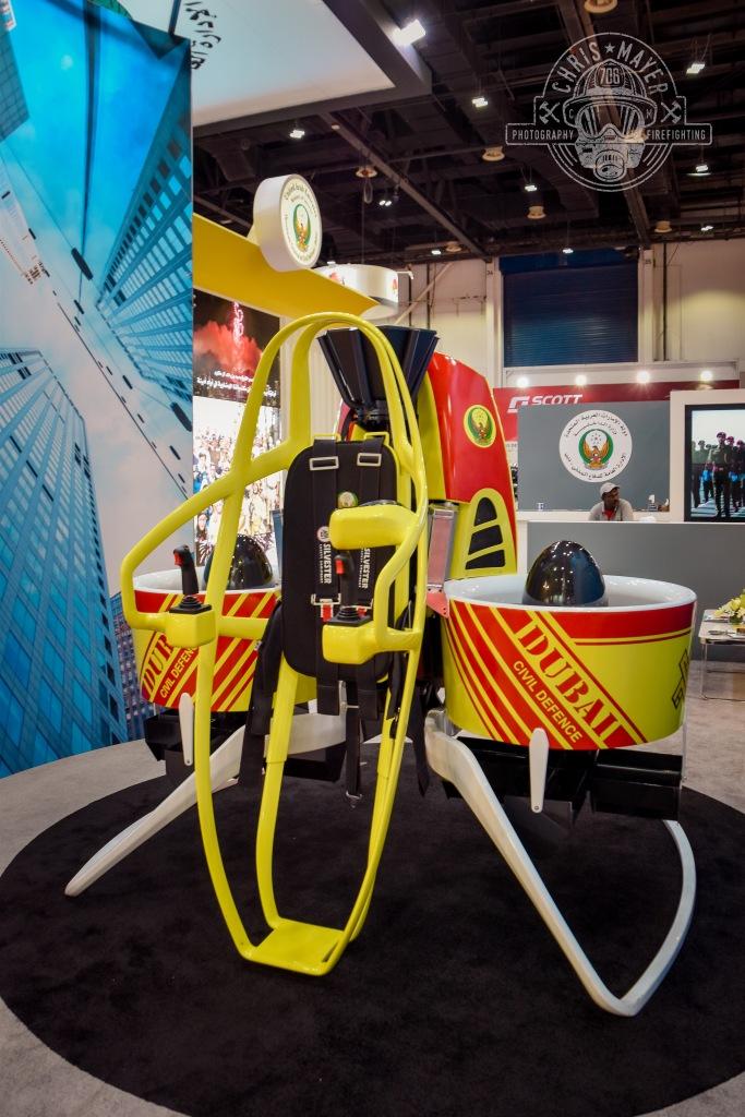 Jetpack Feuerwehr Dubai | Abu Dhabi - 2015 until Today