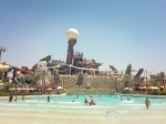 Wellenbecken von Yas Waterworld