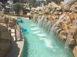 Donut Becken von Yas Waterworld Abu Dhabi