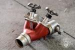 Feuerwehr 2 Wege B Verteiler