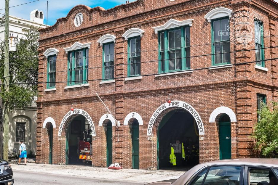 Fire station Charleston